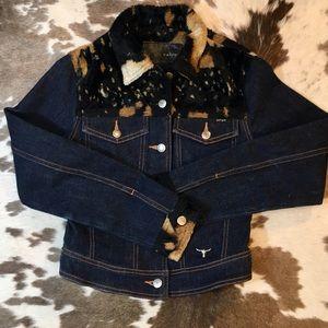 Vintage 1970s Sergio Valente Denim Jean jacket XS